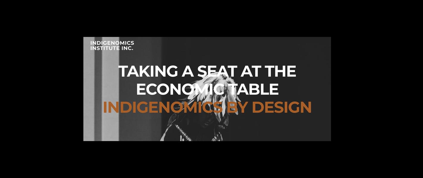 Indigenomics by Design 2021 Virtual Forum